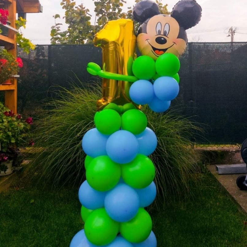 Балон со Мики Маус
