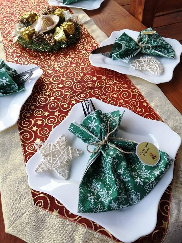 Декорирани салфетки
