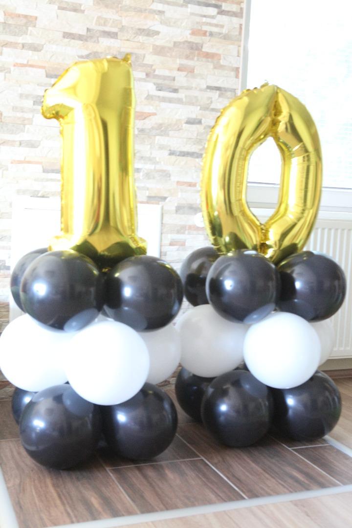 Балони за 10ти роденден